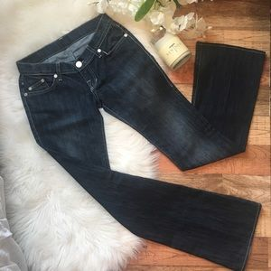 Rock & Republic Jaguar Bootcut Dark Denim Jeans 26